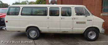 Dodge Ram 350 - 1991 dodge ram wagon 350 maxi van item eb9098 sold octo