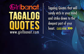 wedding quotes tagalog girl banat ang babaeng banatera
