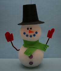 All Kids Crafts - winter crafts for kids all kids network