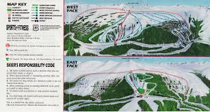 Map Of Colorado Ski Areas by Berthoud Pass Skimap Org