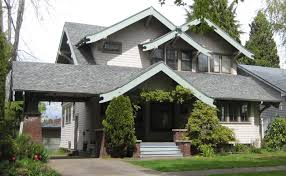 Hookedonhouses by Laurelhurst 1912 Craftsman Exterior Before Reno Hooked On Houses