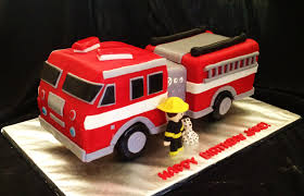 fire truck cakes u2013 decoration ideas little birthday cakes