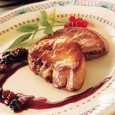 comment cuisiner le foie gras cru foie gras poele le canard du québec simplement surprenant