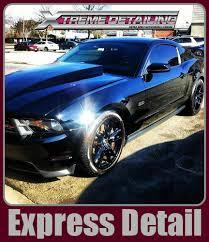 Steam Clean Car Interior Price Xtreme Detailing Auto Detailing Car Detailing Carwash Car Wash