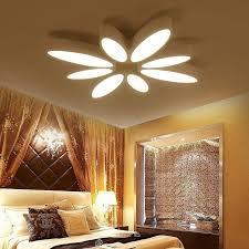 lights dimming in house new design modern led ceiling lights child bedroom fashion flower