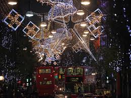 oxford street christmas lights explainer when will they be turned