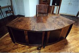 Custom Made Office Desks Extremely Custom Made Office Desk Home By Woodworks Ltd