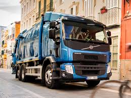 volvo big rig volvo fe 320 trucks pinterest volvo garbage truck and volvo