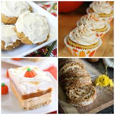 25 pumpkin desserts for thanksgiving no pies table for seven