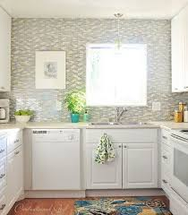 kitchen window backsplash tiling around a window centsational style