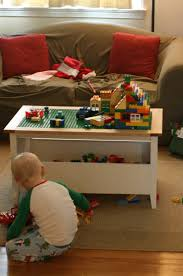 Lego Table With Storage For Older Kids 159 Best Art Lego Table Images On Pinterest Lego Storage