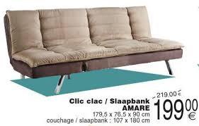 cora canapé cora promotion clic clac slaapbank amare produit maison cora