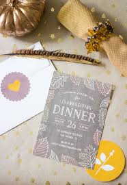 thanksgiving dinner decorating ideas with minted thanksgiving