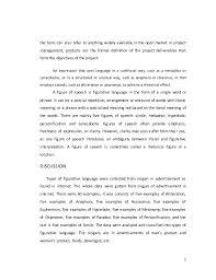 figurative speech on product advertisement by aziz tiara angga a u2026