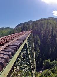the bridges of mason county vance creek bridge and high steel