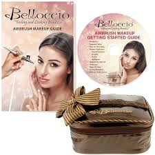 professional airbrush makeup system belloccio professional beauty airbrush cosmetic makeup