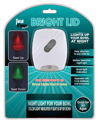 toilet light bright lid toilet night light wholesale at koehler home decor