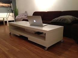 coffee table remarkable examples coffee table with casters