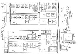 patent us7215991 wireless medical diagnosis and monitoring