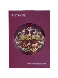 biltmore and carriage ornament
