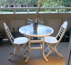 Circle Patio Furniture by New Outdoor Furniture Patio Dining Set Round Metal Patio Tables