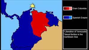Colombian Map Alternate History Gran Colombian Revolution Halloween