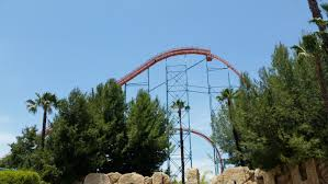 Six Flags Ct Six Flags Magic Mountain Update May 28th 2016 California