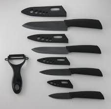 Ceramic Kitchen Knives Ceramic Knife Set Chef U0027s Kitchen Knives 3