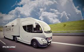 Luxury Caravan Futuria Motorhome More Than A Luxury U2022 Camprest Com