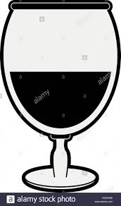 cartoon white wine natural brandy glass stock photos u0026 natural brandy glass stock