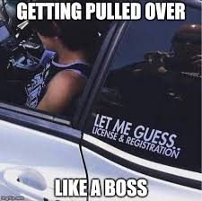Like A Boss Meme - doing it wrong but still looking good doing it imgflip