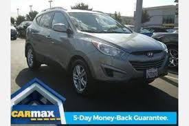 2009 hyundai tucson fuel economy used 2011 hyundai tucson for sale pricing features edmunds