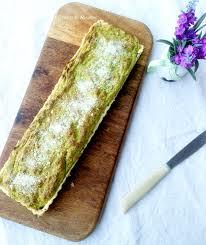 une mousseline en cuisine tarte mousseline asperges persil douceurs maison