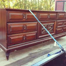 how to 7 easy steps to refinishing old furniture without sanding