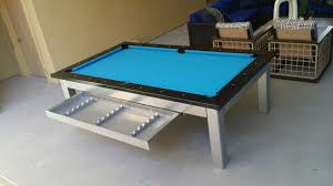 designer pool tables table design and table ideas