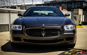 blue maserati quattroporte review 2007 maserati quattroporte u2013 m g reviews
