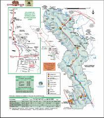 Rocky Mountain Range Map Explore Amerika Canadian Rocky Mountain National Park