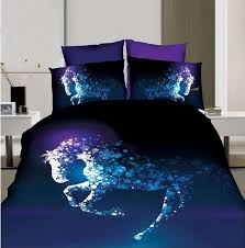 galaxy bed sheets brandream space bedding for kids boys bedding