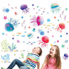Jellyfish Home Decor Online Buy Wholesale Jellyfish Wall From China Jellyfish Wall