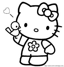 nos jeux de coloriage hello kitty à imprimer gratuit page 7 of 13