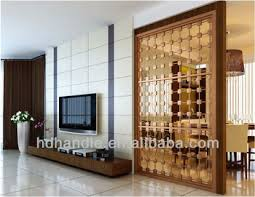 living room partition stainless steel decorative screen living room divider partition