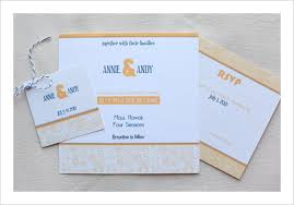 Free Wedding Samples By Mail Make Your Own Wedding Invitations Free Badbrya Com
