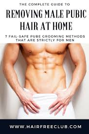 male pubic hair removal photos complete guide to removing male pubic hair hairfreeclub