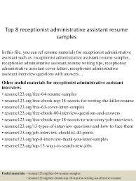 resume cover letter for receptionist elegant sample cover letter