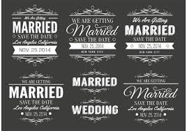 Save The Date Signs Vintage Save The Date 11587 Free Downloads