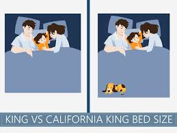 King Bed Sizes California King Vs King Mattress Do You Know Which One Is Bigger