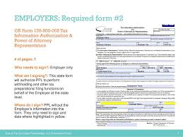 Oregon Power Of Attorney Form by Employers Individuals And Personal Support Workers Psws