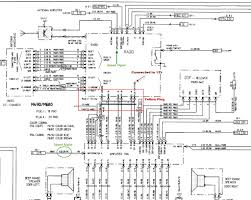 wiring diagram for a kenwood car stereo on fancy speaker wire