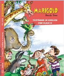 english text book u201cmarigold u201d for class 2 cbse ncert