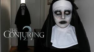 the conjuring 2 valak halloween makeup tutorial sarah fritz